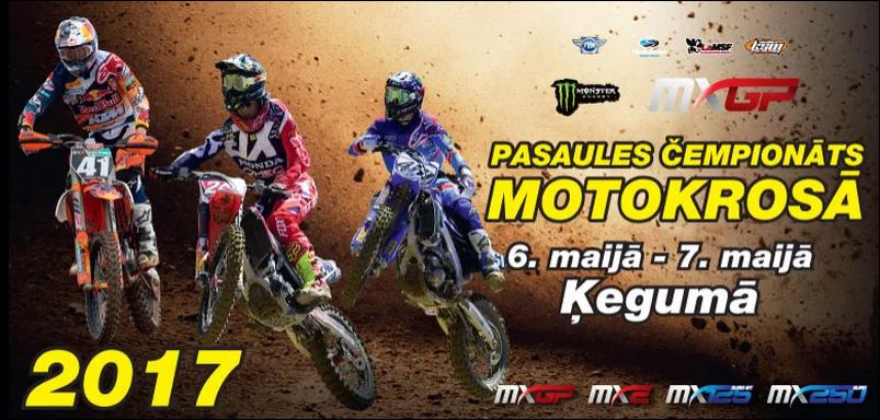 MXGP 2017 Latvia Kegums